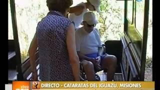 Vivo en Arg - Cataratas - Mision