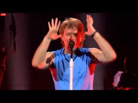Bon Jovi - Have A Nice Day(Live Cleveland 2013 ENCORE)