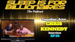 Comedian/ Actor CHRIS KENNEDY Interview w/ JONNI VEGAZ