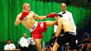 Sanda Title Fight - Shikon Spartacus vs Nam Yang