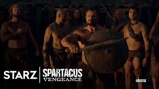 Spartacus | Vengeance -- New long-form trailer | STARZ