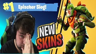 The NEW SKIN is ANDERS | Fortnite Battle Royal (English/German) AssZ Gaming