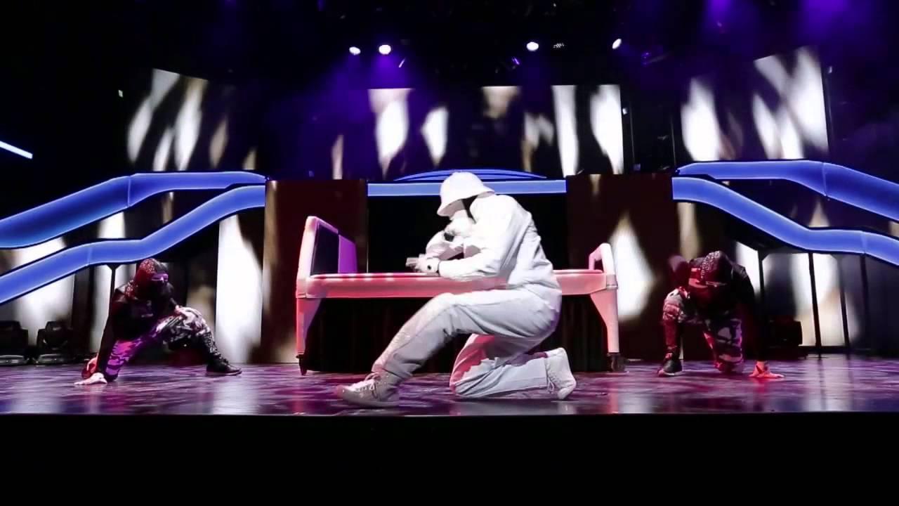 Jabbawockeez Las Vegas Show Review