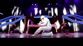 Jabbawockeez PRiSM Show At Luxor Las Vegas 5-31-13