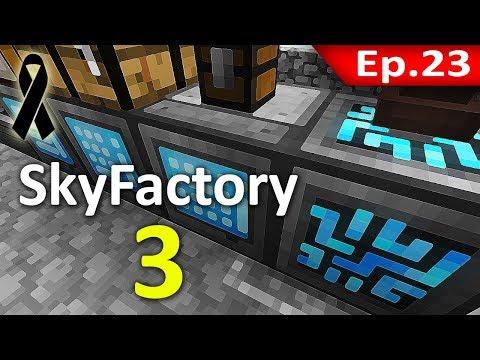 🏭 Minecraft: Sky Factory 3 - สอน Computer คราฟของ #23