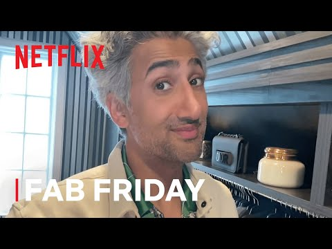 Fab Friday with Tan France | Queer Eye | Netflix - YouTube