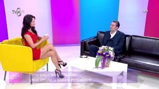 Ebru Şalli Tv8 Ocak 2016 Bacak Frikik