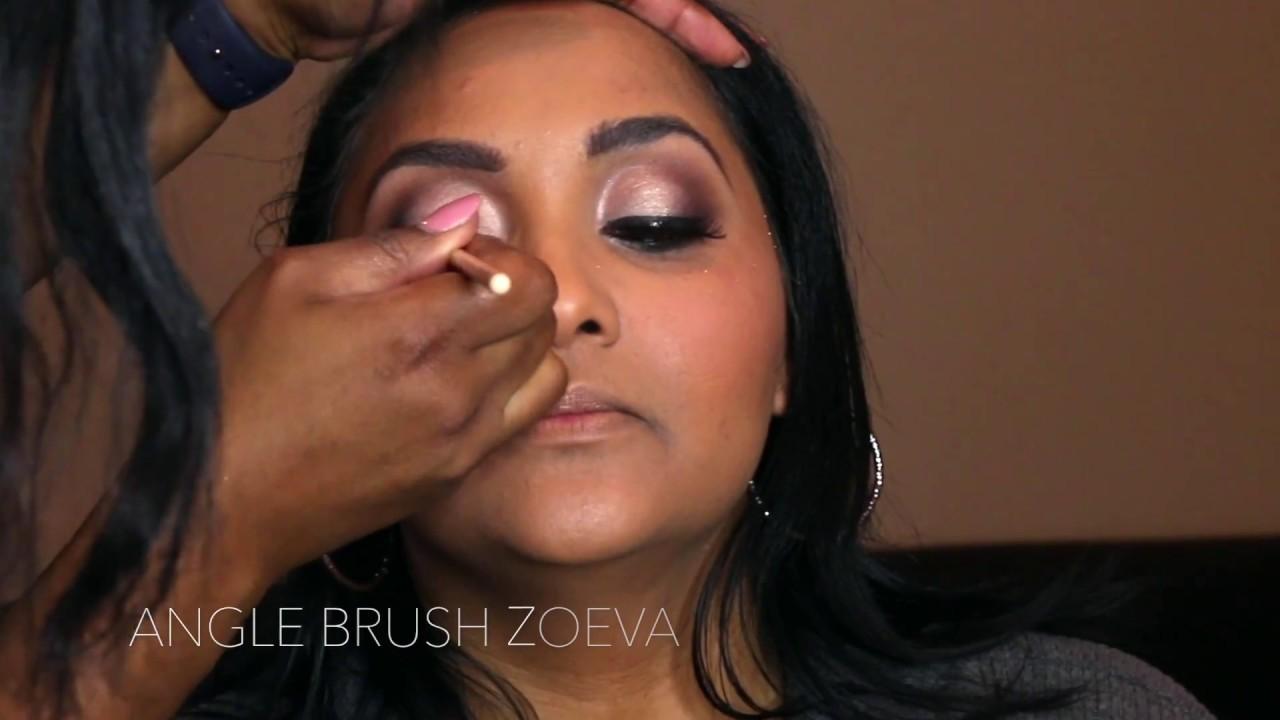 Bridal Makeup Tutorial For Black Women Darbiedaymua