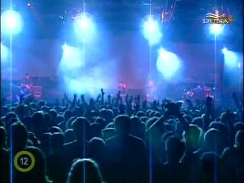 Colorstar - deLuxe live @ PeCsa 2006 (TV footage)