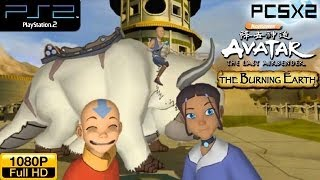 Avatar: The Last Airbender - The Burning Earth - PS2 Gameplay 1080p (PCSX2)
