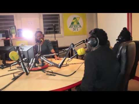 """DJ ARAFAT Interview """"C'EST MOI qui DONNE,CREE le BUZZ"""" sur AFRICA N°1 (HD) ExcluAfrik N°1"""
