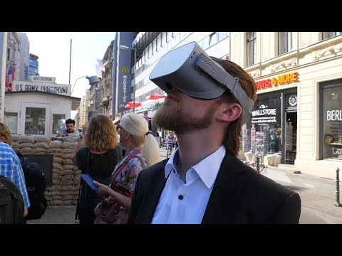 France 24:Watch: Visitors step behind the Iron Curtain with VR tour of East Berlin