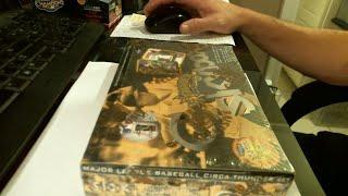 1998 Skybox Thunder Baseball Break Part 1 SUPER RAVE & RAVE REVIEW!