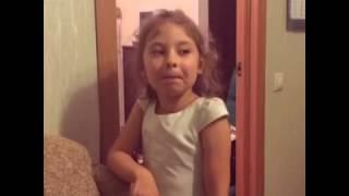 Частушка(Даша 5 лет)