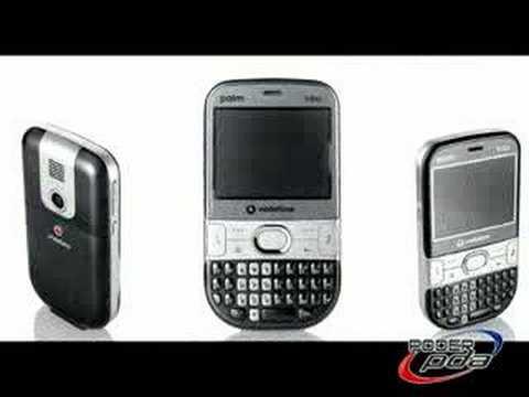 Treo 500 & Palm Centro