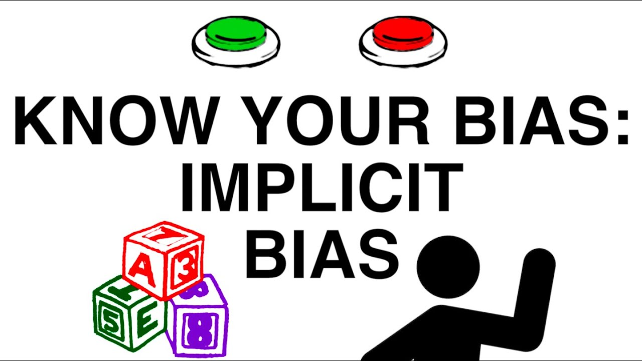 Image result for Implicit Bias