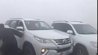 В столице ОАЭ произошло ДТП с участием 44 автомобилей