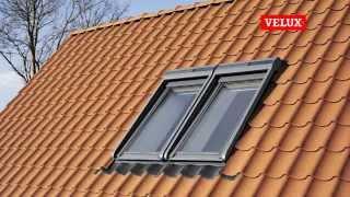 Montagefilm VELUX rolluik SSL | dakramen.nl