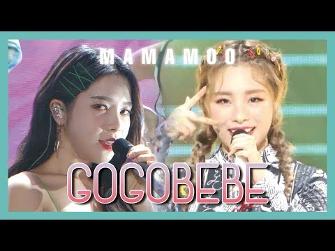 [HOT] MAMAMOO  - gogobebe ,  마마무 - 고고베베 Show Music core 20190330