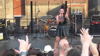 Ruth Lorenzo: Purple Rain at Bristol Pride 2013