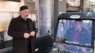 KARADAVUT ELEKTRİKLİ MOTOR BİSİKLET 2019 MOTOLUX 5000