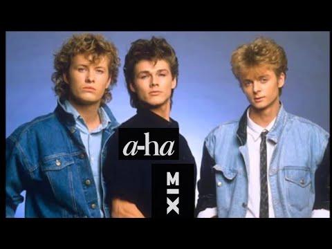 A-Ha - Mix de Éxitos - Hits