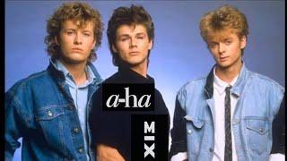 a-ha (pronunciado en español ajá) fue una banda de synth pop, pop r...