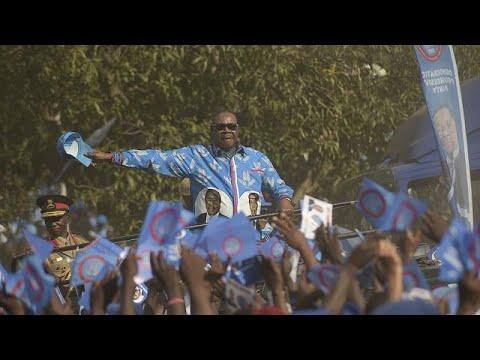 Malawi's former VP files complaint against president