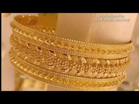 Turkey's Gold Bangle Designs