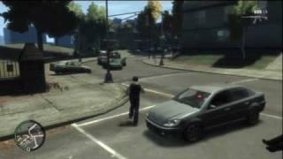 GTA 4 HD 720p PS3 quality test
