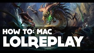 Tutorial: LoL Replay Mac (op.gg)