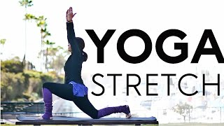 Yoga Stretch (Quickie) For Total Body Flexibility | Fightmaster Yoga