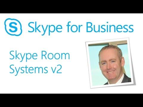Skype Academy: Skype Room Systems v2
