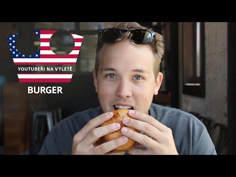 Youtubeři na výletě - Burger, hotel, bazén... [VLOG] /w GOGOMANTV