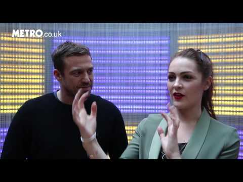 Jamie Lomas and Anna Passey tell us what's next for Warren and Sienna in Hollyoaks