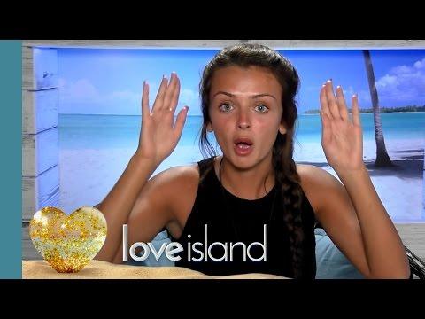 Kady Loses Her Cool And Kicks Off At Tina | Love Island 2016
