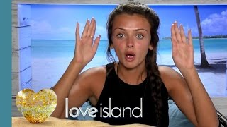 Kady Loses Her Cool And Kicks Off At Tina | Love Island