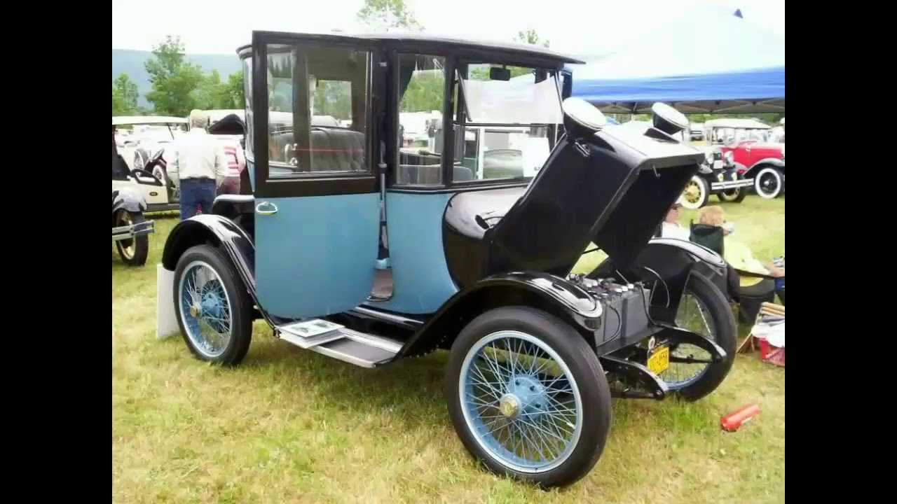The Untold Story Of First Electric Cars In World