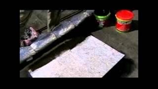 Жидкий рубероид, Восстановитель, ремонт кровли - Унибит, Флексобит(, 2015-03-04T11:07:41.000Z)