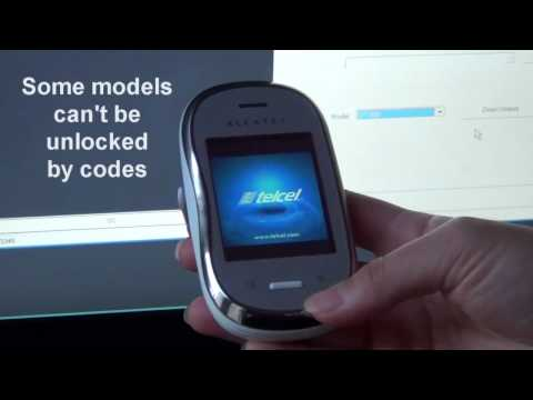Alcatel OT-880 Direct Unlock