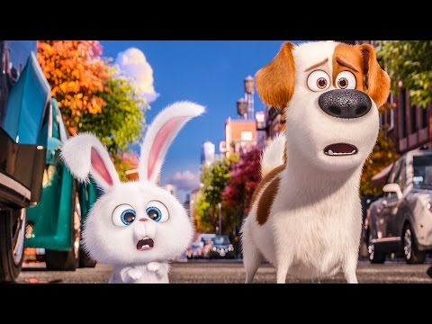 THE SECRET LIFE OF PETS Trailer, Movie Clips, Viral Videos & TV Spots (2016) streaming vf