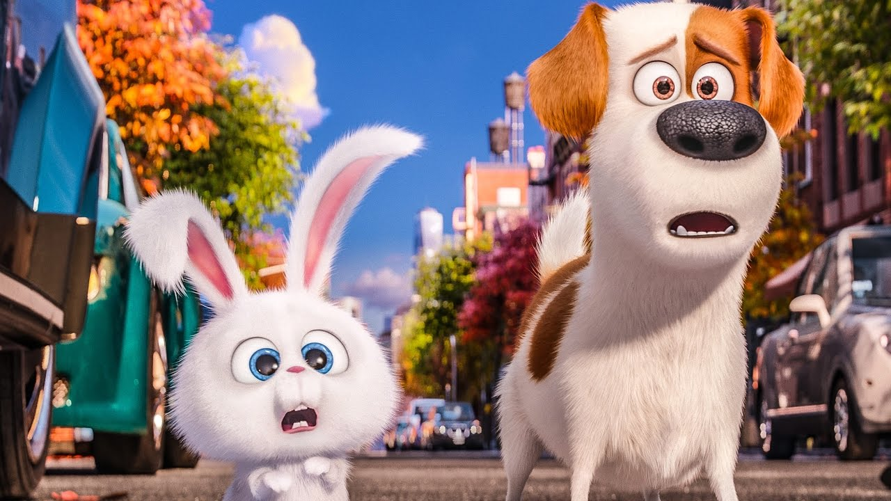 the secret life of pets trailer movie clips viral videos