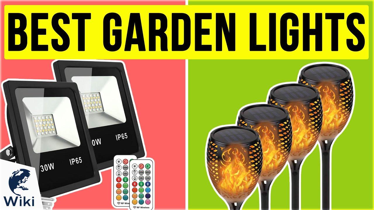 10 Best Garden Lights 2020