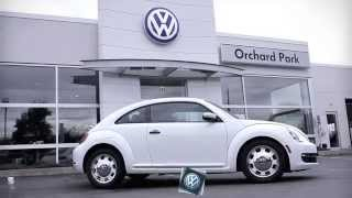 2015 Volkswagen Beetle Classic Review -  Orchard Park VW