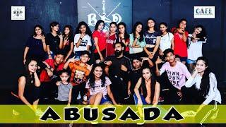 Abusada Dance  MC Gustta  Dance Choreography By Kapil Thakur (K.T Sir)