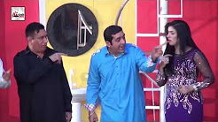 ZAFRI KHAN NASIR CHANUTI - COMEDY STAGE DRAMA