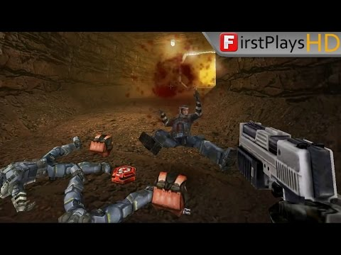 Red Faction (2001) - PC Gameplay / Win 10