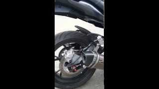 PROFORMANCE EXHAUST SYSTEM for Benelli