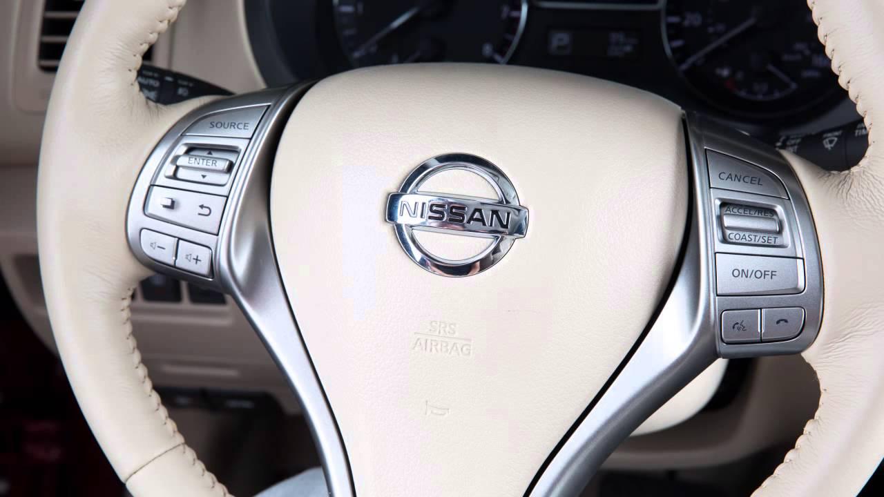 Nissan Altima: Standard Mode command list