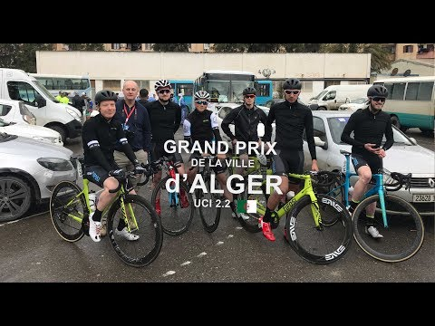 We wrote off £3,000 of wheels   Algeria Stage 2